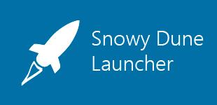 Snowy Dune Launcher